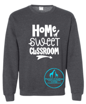 Image of Payson's Creations design mock up for Home sweet Classroom